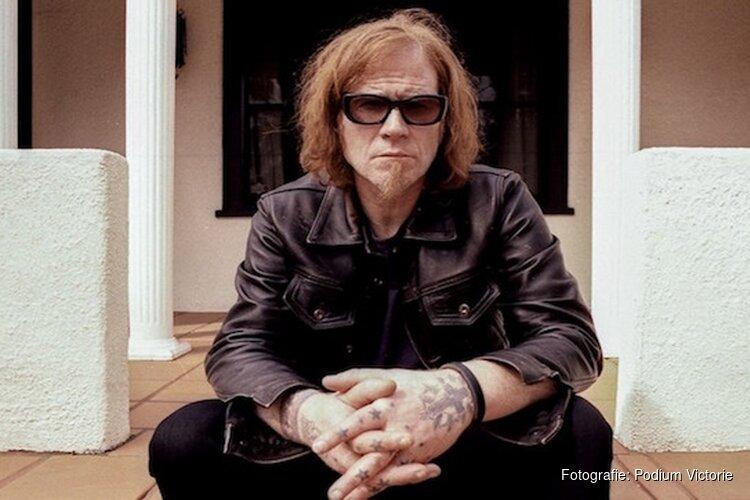 Grunge-icoon in Alkmaar: Mark Lanegan band