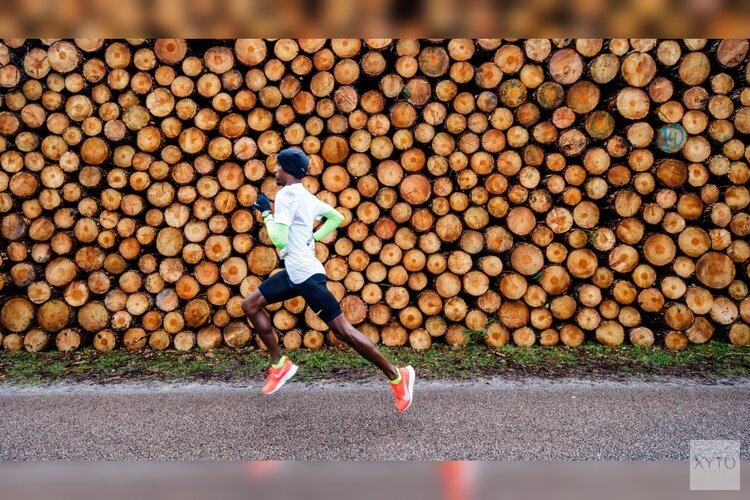 Belgisch recordhouder marathon Bashir Abdi vastgelegd voor NN Egmond Halve Marathon