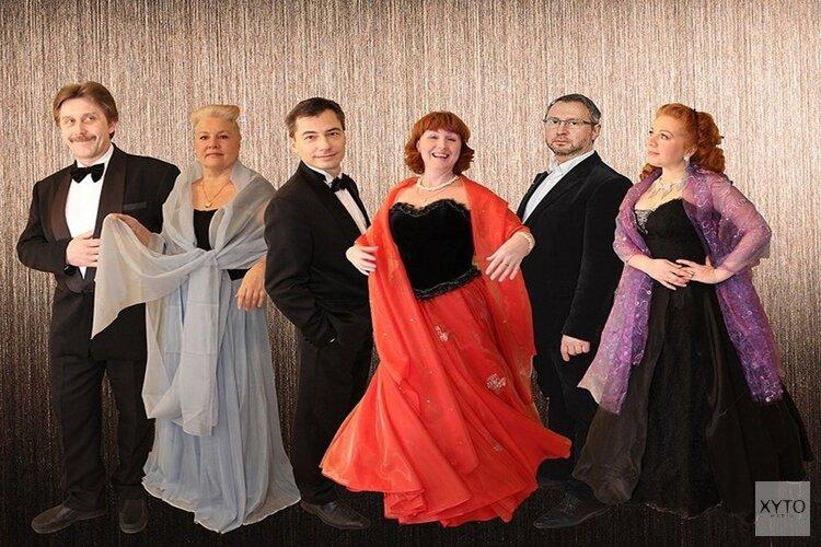 Nieuwjaarsconcert 2020 met het bekende Neva Ensemble uit St. Petersburg in Alkmaar