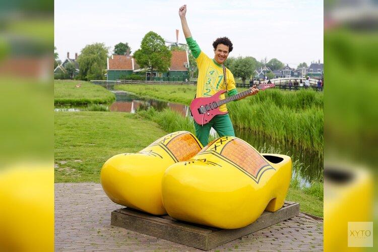 In Holland staat een Huis van Dirk Scheele