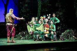 Succesvolle Efteling-musical 'Sprookjesboom' in TAQA Theater De Vest een feelgood voorstelling voor het hele gezin!