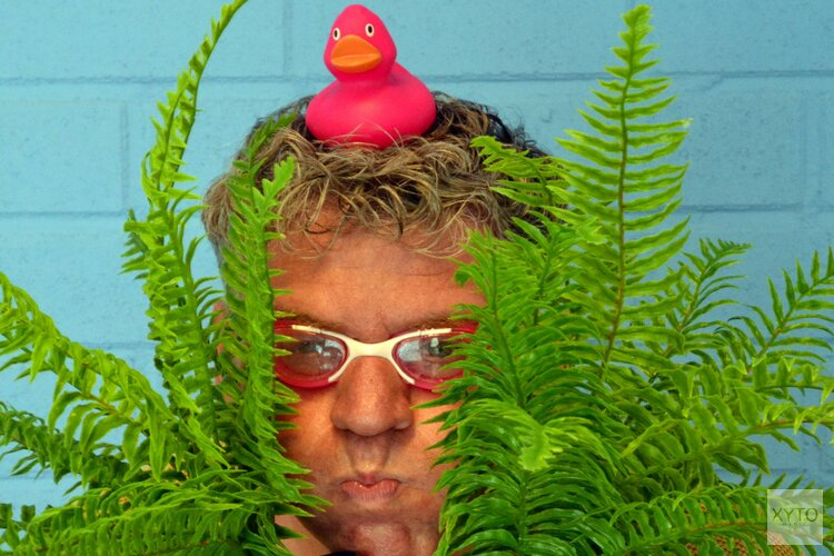 Papaver4kids duikt onder water