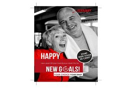 Happy New Goals bij Snap Fitness