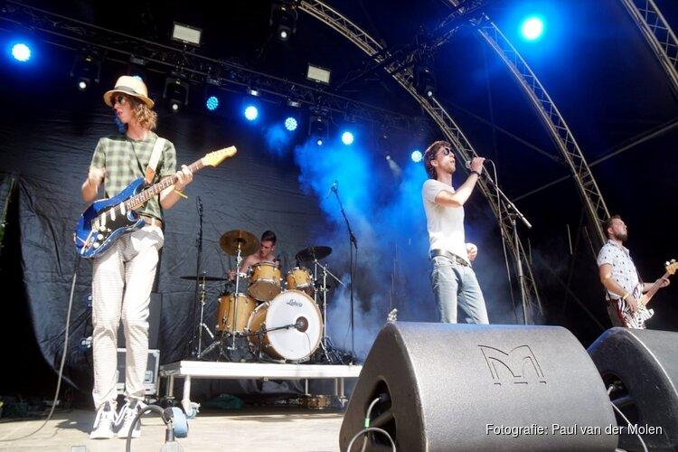 Talentvolle band The Guy Next Door komende vrijdag in Herberg Jan