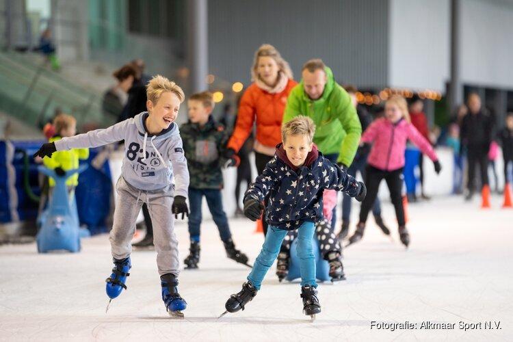 Sportieve activiteiten door Alkmaar Sport tijdens lerarenstaking