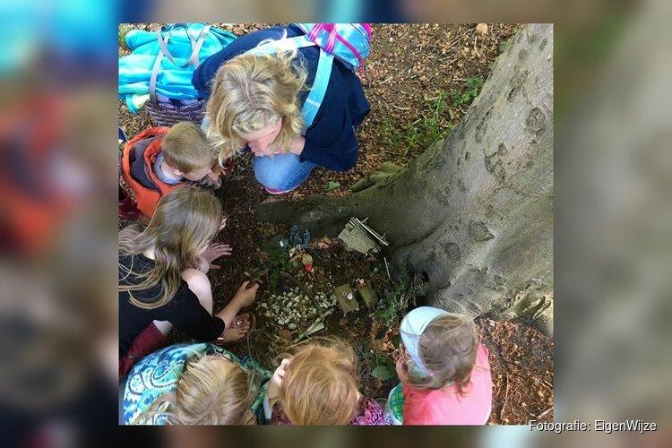Scholen staken? Yes, dan hebben wij de tijd om het bos in te gaan!