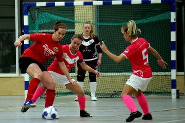 Team Alkmaar/Sportstars geeft het weg in de slotfase