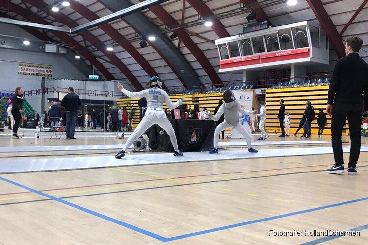 HollandSchermen haalt drie maal goud op 23e Internationale Sista schermtoernooi