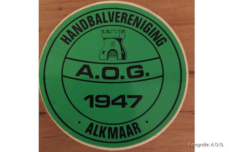 Reünie handbalvereniging A.O.G.