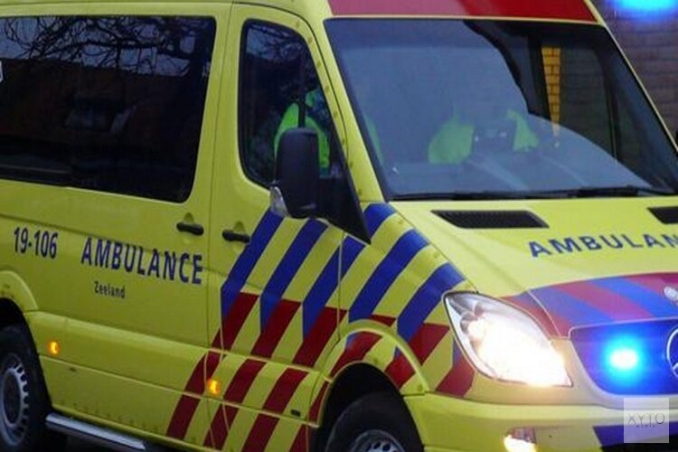 Drie gewonden bij aanrijding met twee auto's op N245 in Alkmaar
