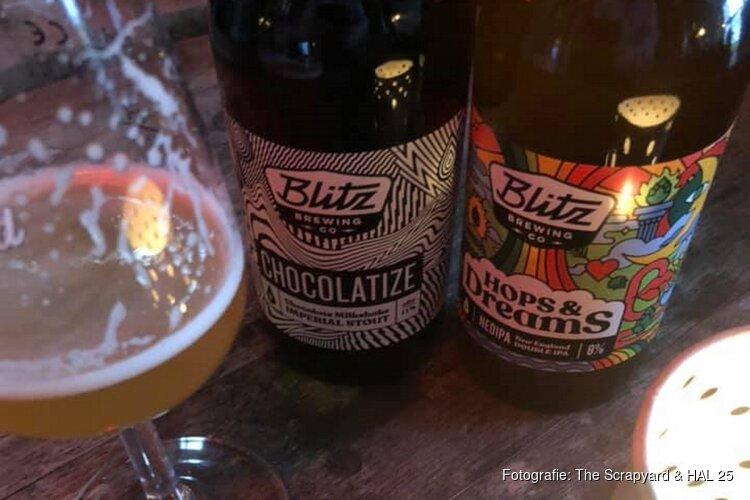 The Scrapyard - Bierproeverij Zware Jongens op 5 februari