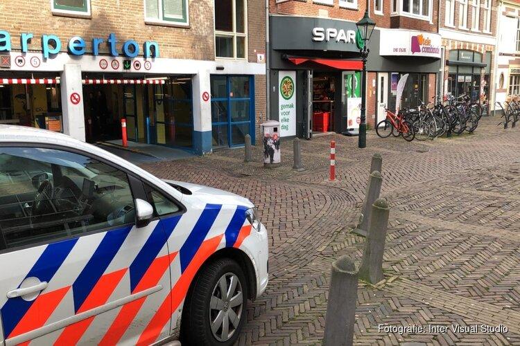 Politie zoekt getuigen overval