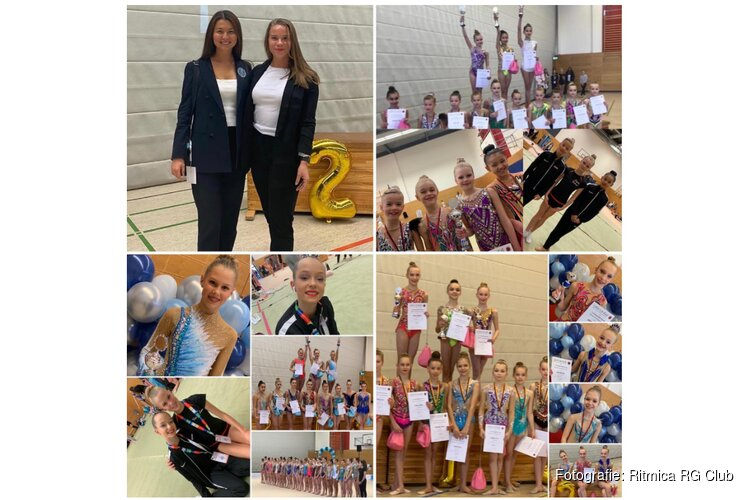 Ritmica RG Club's deelname aan International City Cup Düsseldorf