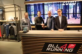 All4running en Alkmaar City Run by night verlengen samenwerking t/m 2023
