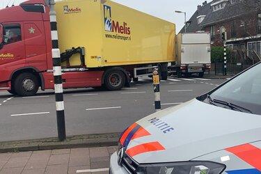 Ongeval Bergerweg Alkmaar