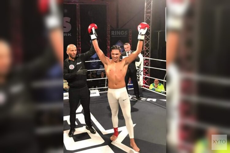 Bilal El Alaoui is overtuigend winnaar Rings 4-mans toernooi.