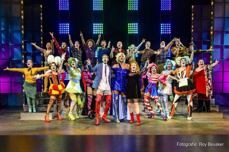 Grootse feel good musical 'Kinky Boots' 25 en 26 maart in TAQA Theater De Vest Broadwayhit over nieuwe kansen en jezelf zijn met alle Cindy Lauper hits