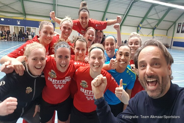 Team Alkmaar/Sportstars zeker van play-offs