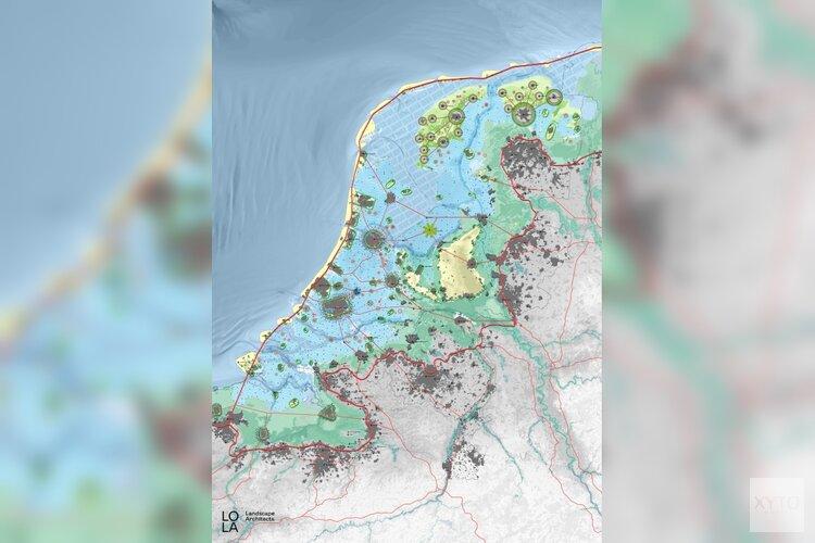 Scenario's voor zeespiegelstijging