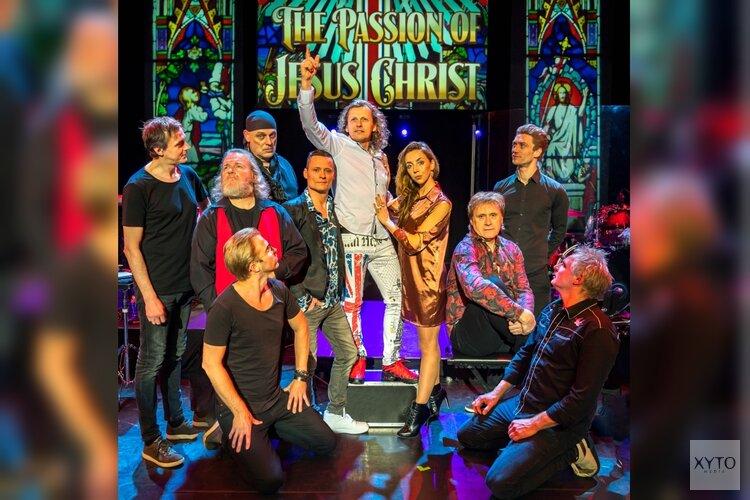 The Best of Britain presenteert 'The Passion of Jesus Christ' Syb van der Ploeg Jezus in grootse muziektheaterproductie