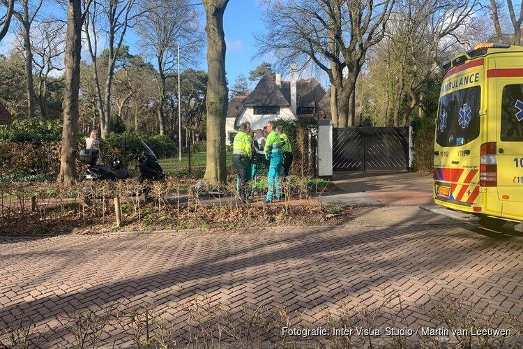Motorrijder belandt in ziekenhuis na eenzijdig ongeval Bergen