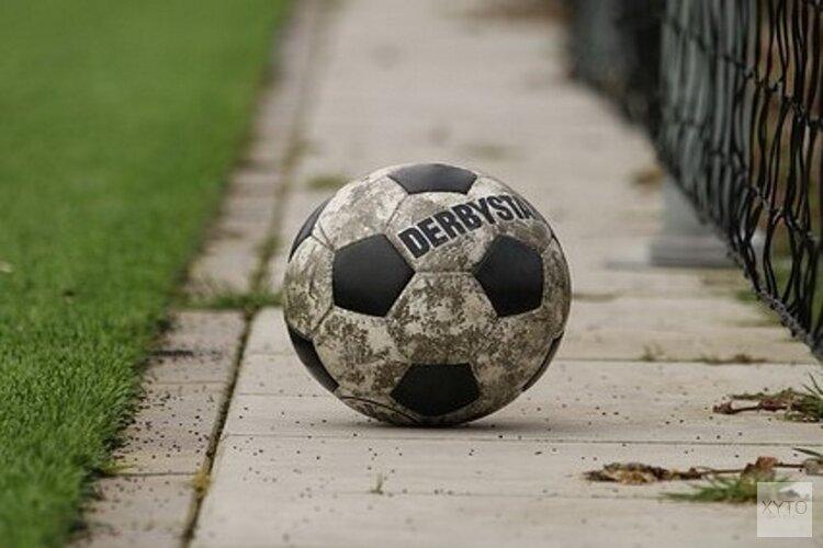 4A Zaterdag: AFC '34 wint knotsgek duel, Alcmaria onderuit