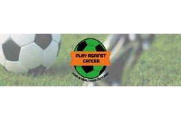 """Voormalig leukemie-patiënt organiseert """"Play Against Cancer"""" voetbaltoernooi"""