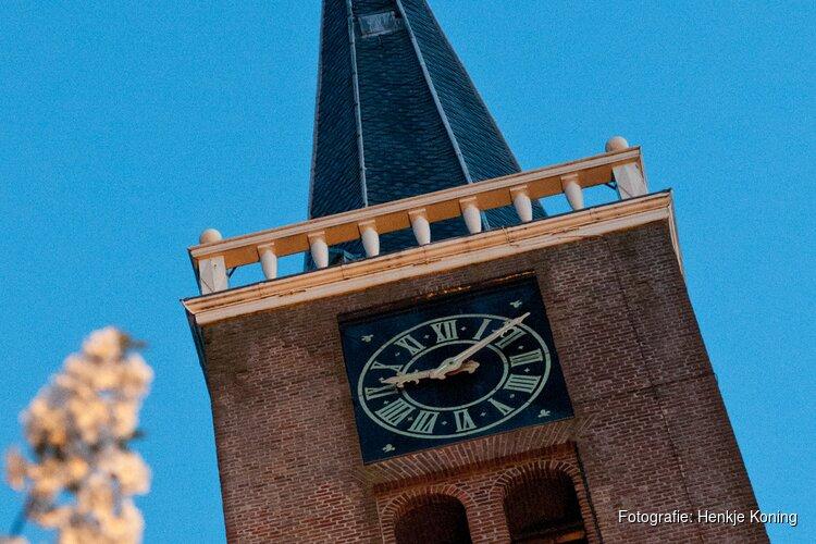 De Grote Kerk sluit zich aan bij het initiatief van veel andere kerken in Nederland