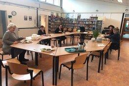 Bijzondere tijden, bijzondere momenten; lunch leerkrachten Daltonschool Liereland