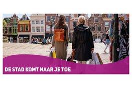 'De stad komt naar je toe', Alkmaar Prachtstad en gemeente promoten lokale ondernemers