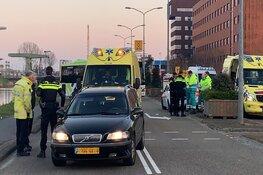 Fietser overleden na ongeval Helderseweg