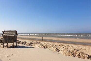 Serene rust op strand Castricum