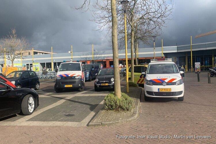 Overval op sportzaak in Castricum