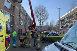 Schietincident in woning Alkmaar, getuigen gezocht