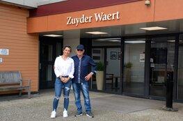Gelateria Elisa doneert 20 ijstaarten aan bewoners en personeel Zuyder Waert