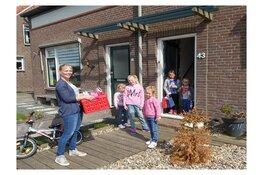 Paasfeest op de Driessenschool in Grootschermer