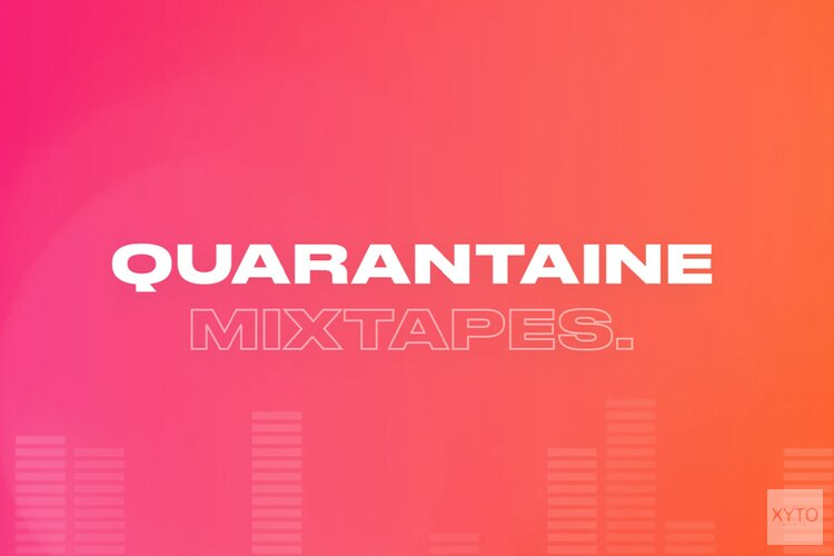 Divrent Events komt met Quarantaine Mixtapes