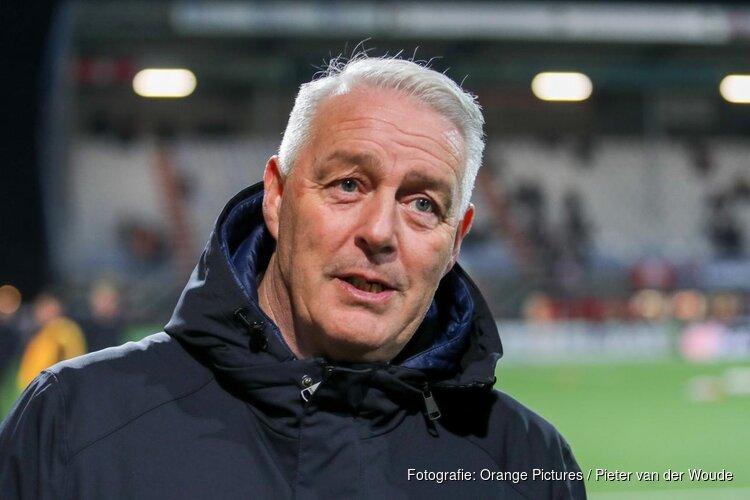 Hans de Koning verlengt contract bij VVV-Venlo