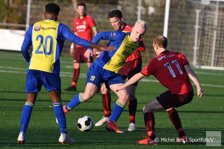 Stefan Smal van AFC '34 naar Ajax-zaterdag