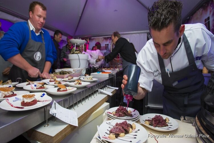 Alkmaar Culinair Plaza 2020 gaat niet door