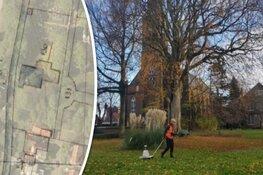 Schuilkerk-resten gevonden in tuin Sint Laurentiuskerk Oudorp