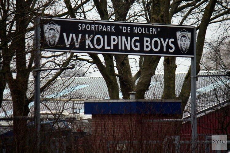 Kolping Boys komt met steunplan