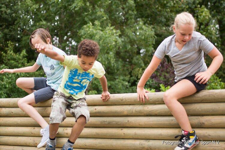 Outdoorpark Alkmaar weer open voor haar jongste gasten