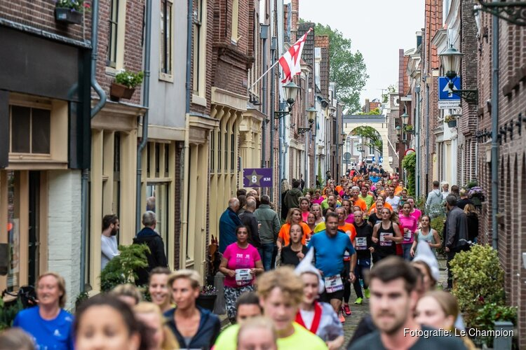 Alkmaar City Run by night gaat virtueel plaatsvinden
