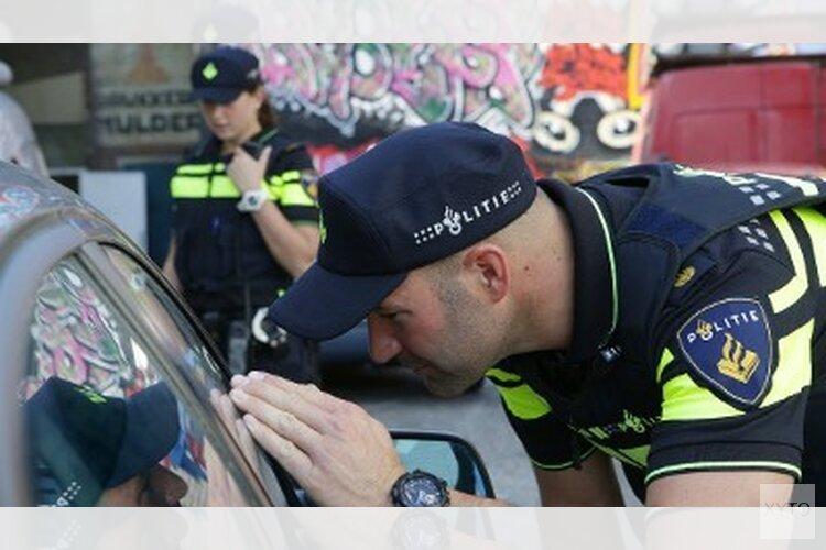 Man in gestolen auto aangehouden in Alkmaar