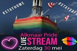 Alkmaar Pride livestream zaterdag 30 mei 2020