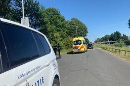 Scooterrijder gewond na val op Hoornseweg