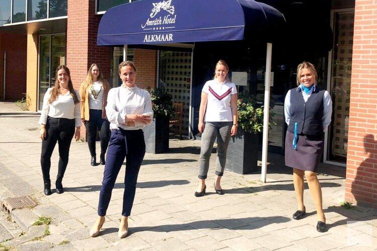 Amrâth Hotel Alkmaar ontvangt bijzondere gasten