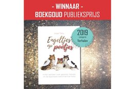 Lezers zetten winnaar Josje Toby in het zonnetje met BoekGoudprijs