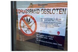 Burgemeester Bruinooge laat drugspand in Alkmaar sluiten
